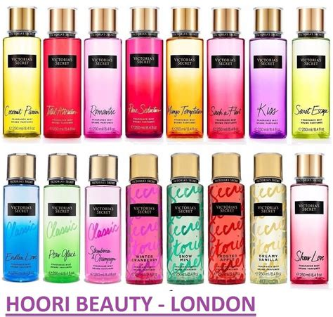 Parfum Secret Mist s secret mist fragrance spray new look