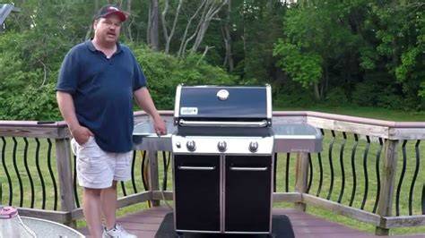 weber genesis  review    cooks youtube