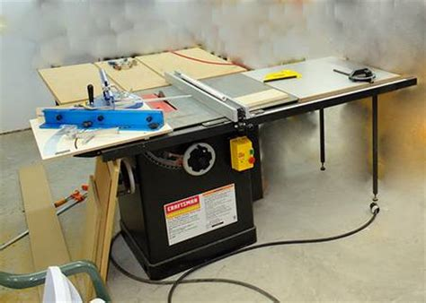 craftsman professional cabinet saw craftsman 12 table saw espotted