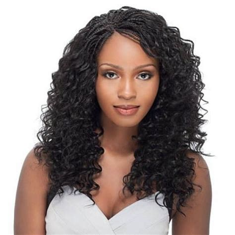 Black Hairstyles Braids Curls by 20 Gorgeous Black Wedding Hairstyles