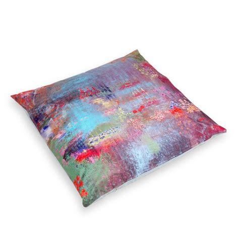 Floor Cusions by Custom Floor Cushions Personalized Floor Pillows