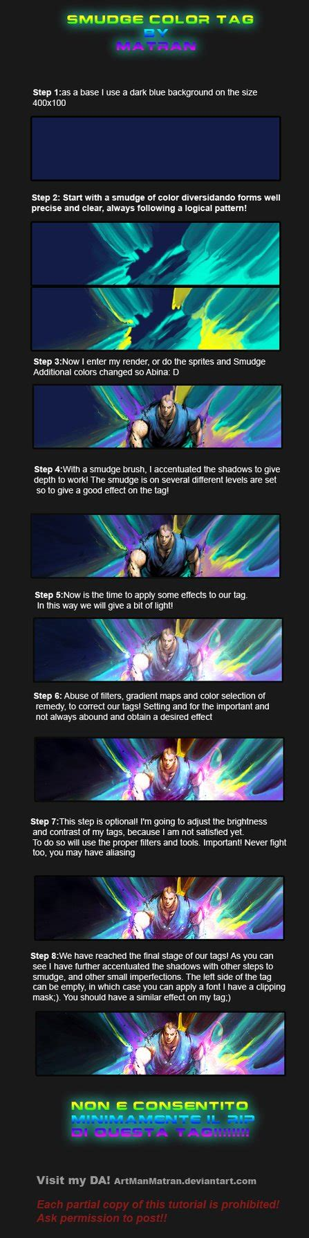 tutorial smudge painting pdf smudge color tutorial english by artmanmatran on deviantart