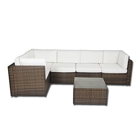 l shaped wicker couch dirty pro tools l shaped corner rattan garden furniture