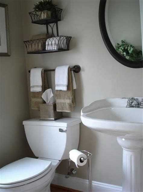 Decorating Half Bathroom Ideas Best 25 Half Bathroom Decor Ideas On Pinterest Half Bath Decor Half Bathroom Remodel And