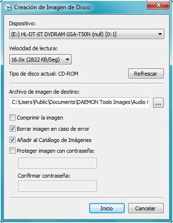 crear imagenes virtuales iso no grabes m 225 s cd ahorra con unidades virtuales