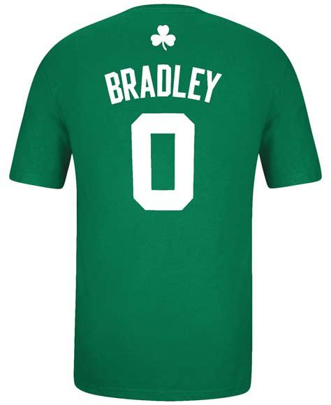 Tshirt Player Desain lyst adidas originals s boston celtics avery bradley player t shirt in green for