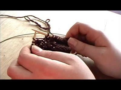 invisible knit increase make one m1 m1l m1r my crafts and diy projects