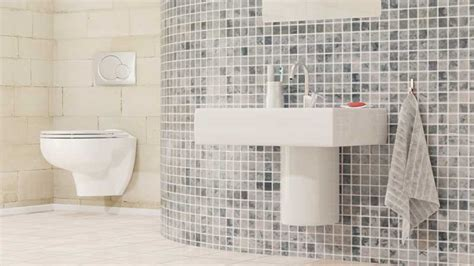 Carrelage Pour Toilette 4133 by Carrelage Pour Toilette Poser Du Carrelage Mural Dans Les