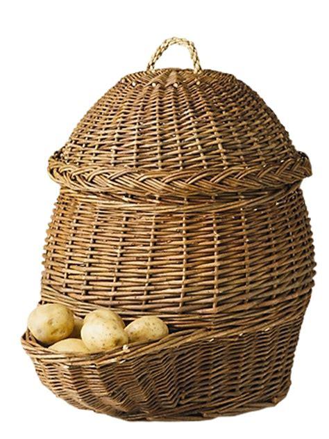 onion potato storage baskets  shipping gardenerscom