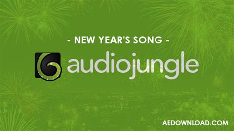 new year song in 2016 memorable archives free after effects template