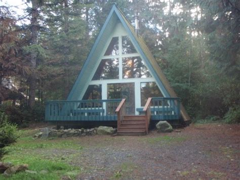 A Frame Cabins For Sale | 708 sq ft a frame cabin for sale in belfair wa