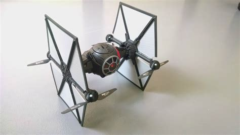 Inferno The Drone Wars the awakens tie fighter becomes a sweet