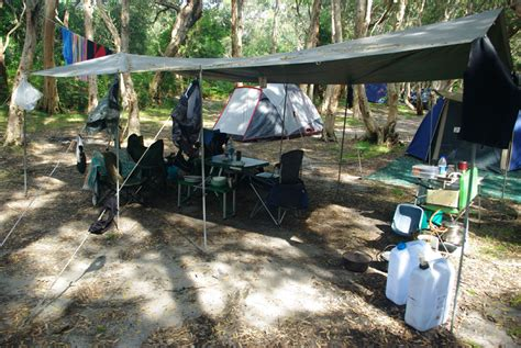 Awning Arms A Camping Surfing Safari To Seal Rocks Australia Asher
