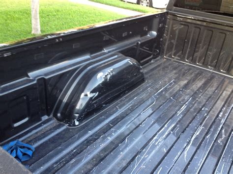 diy truck bed liner diy spray on bed liner performancetrucks net forums