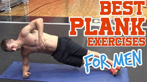 best plank exercises for stronger abs chest arms