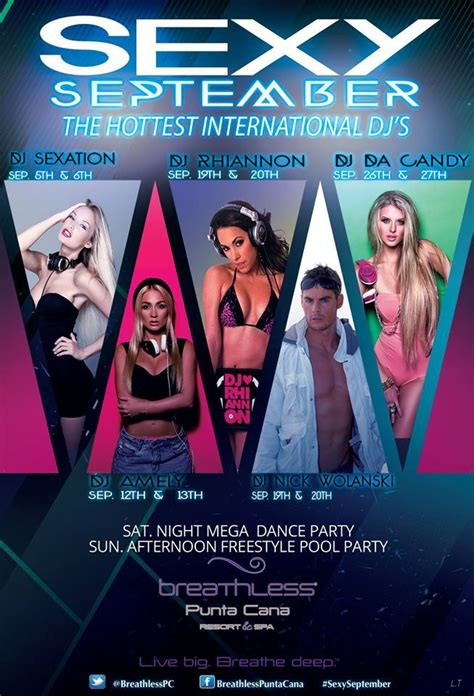 dj performances in jakarta to look out for in april 58 best images about special events at breathless resorts