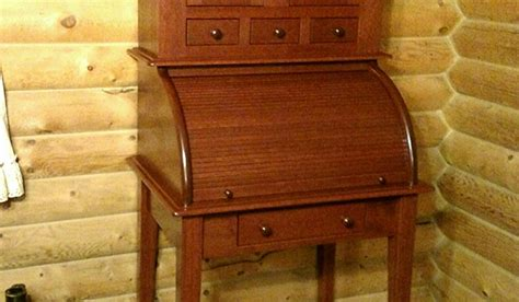 roll top desk with hutch roll top desk with hutch woodworking