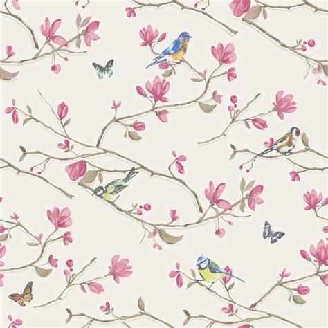 Angebot Holen Muster Neu Holden D 201 Cor Vogel Schmetterling Muster Blume