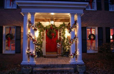 Fensterdeko Weihnachten Haus by Weihnachtsdeko F 252 R Draussen Macht Weihnachten Zu Einem