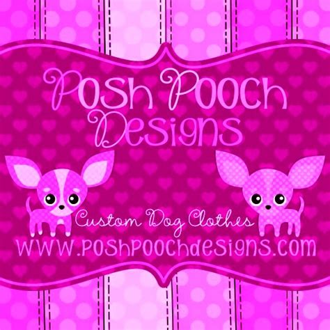 Posh Thinks Pink by Posh Pooch Designs Clothes Breast Cancer Awareness