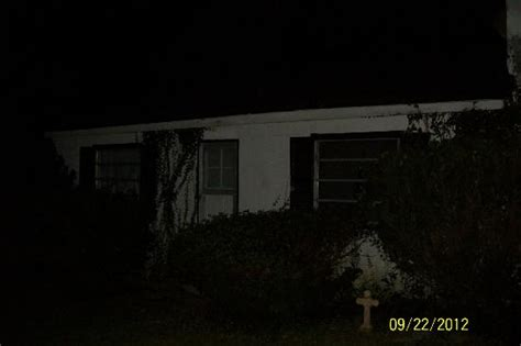 the haunted cottage in the time picture of the