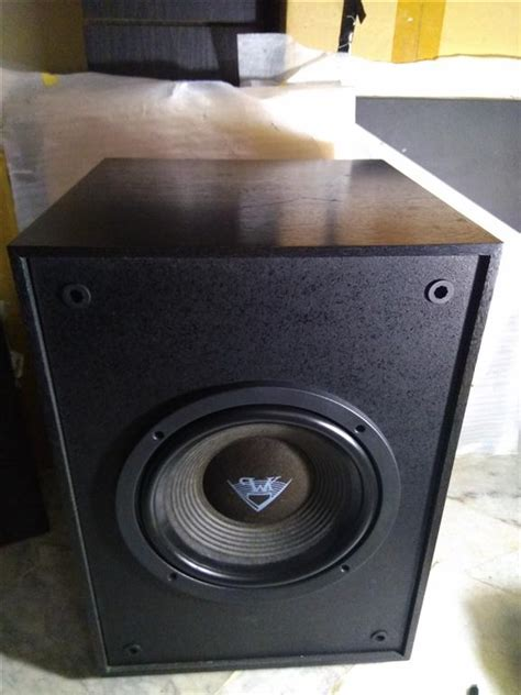 Speaker Subwoofer Malaysia drife audio usj malaysia not available klipsch sw10 mk2 10 quot 12 quot powered subwoofer