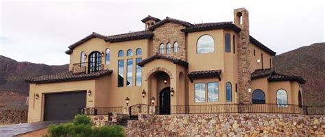 el paso palo verde homes new custom home builders