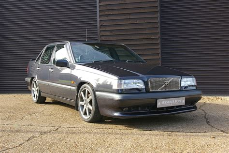 Volvo Manual by Used Volvo 850 850 R Saloon Manual Seymour Pope