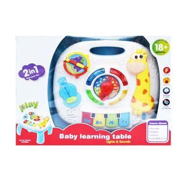 Mainan Bayi Musical Learning Table t pop tupperware update daftar harga terbaru