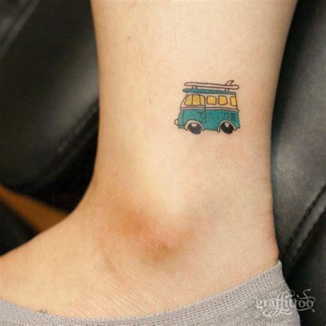 tattoo girl beach 40 super cute tattoo ideas for women vw bus vw and tattoo