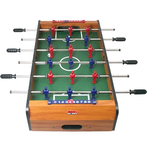 How To Make A Table Football by Tabletop Table Football Table Drinkstuff