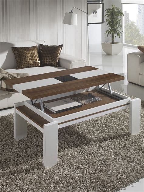 Table Basse Qui Leve