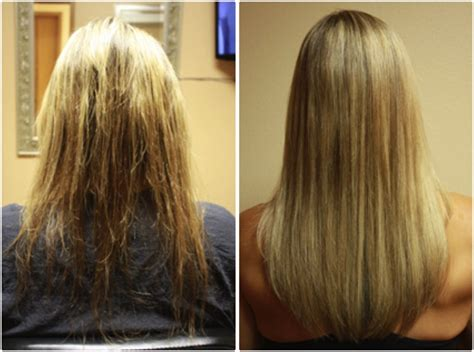 hair extensions for damaged hair in feont haircut for damaged hair haircuts models ideas