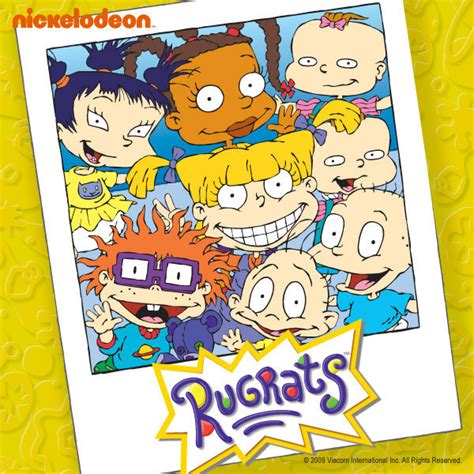 list of rugrats characters nickelodeon fandom powered