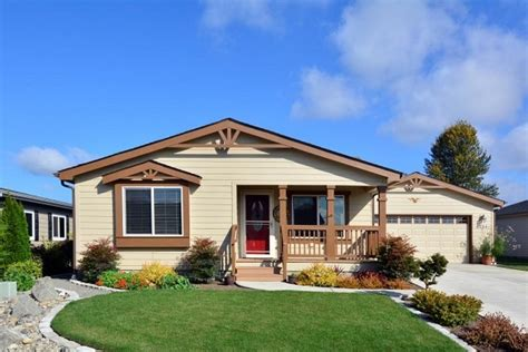 manufactured home sales are on the rebound in washington