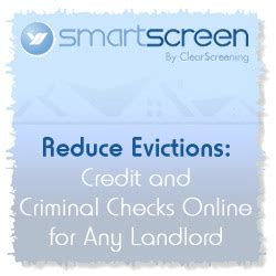 Landlord Criminal Background Check How To Screen Tenants Credit Check And Criminal Background Check