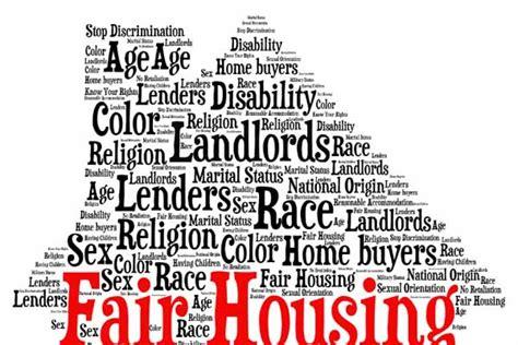 Hud Fair Housing Criminal Record Metro Atlanta Real Estate News Fair Housing Gets Fairer Metro Atlanta Homes