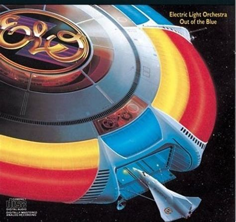 Electric Light Orchestra Discography Out Of The Blue Came The Electric Light Orchestra