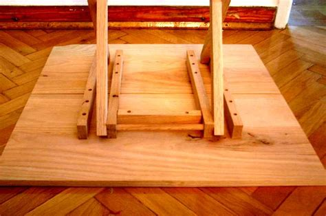 build a folding table woodwork plans to build wooden folding table legs pdf plans