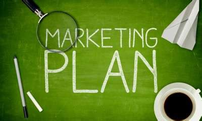 Your marketing plan   Marketing Donut