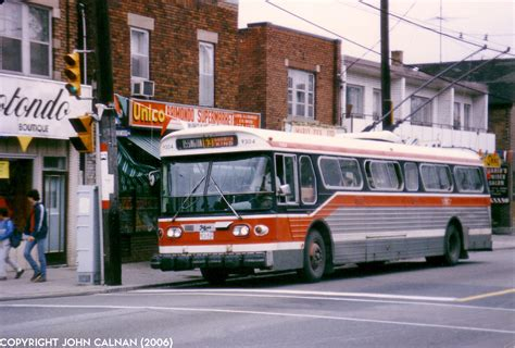 toronto trolleys and buses on 63 ossington transit toronto surface route histories