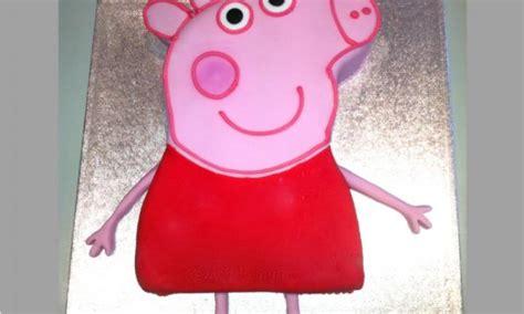 peppa pig cake kidspot