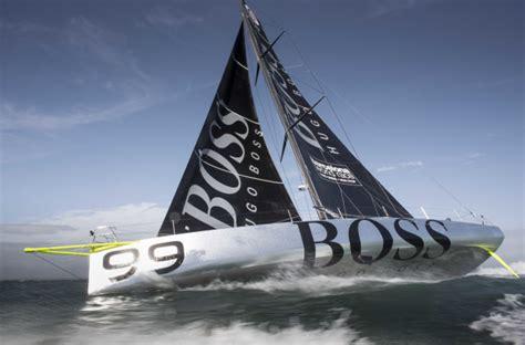catamaran vs monohull offshore hugo boss challenge and adventure