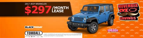 Tomball Jeep All New Dodge Chrysler And Jeep Specials Tomball Dodge