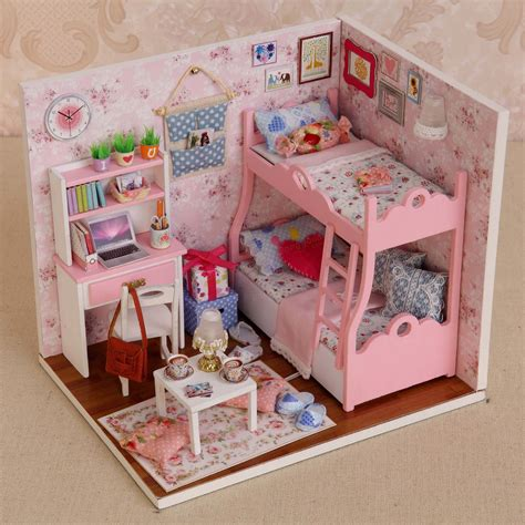 Dollhouse Handmade - cuteroom diy wooden dollhouse mood of handmade