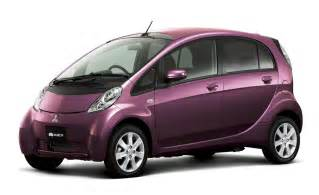 Mitsubishi I Miev Used Car And Driver