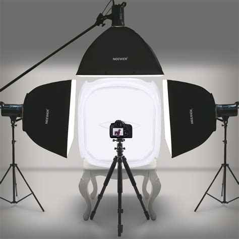 Light Tent Photography by Neewer Photo Studio Light Tent Diffusion Soft Box Shooting