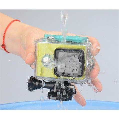 Waterproof Xiaomi Yi Oem Waterproof Ipx68 40m Untuk Xiaomi Yi Sports