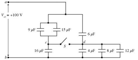 capacitors exercises capacitor physics exercises 28 images homework and exercises explaining why there is current