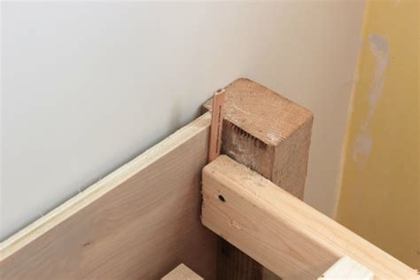 how to make a wood bed frame some wood bed frame making tips for you